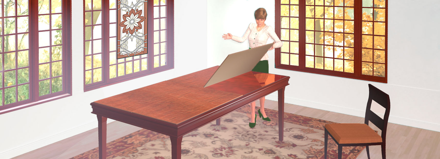 Superior Table Pad Co Inc Table Pads Dining Table Covers - Where to buy protective table pads