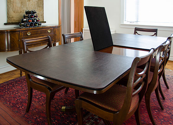 Dining Table Rubbed Black Vintage Room Hd Hd Version Dining Room Pads