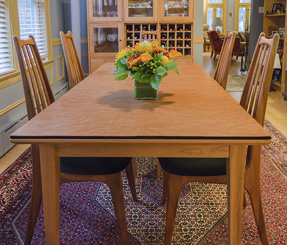 Dining Room Table Cover Pads: Superior Table Pad Co. Inc