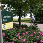 Chicago's Lakefront Bike Trail