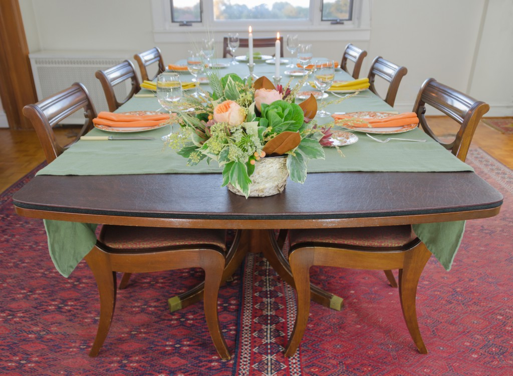 Dining room table pads for thanksgiving