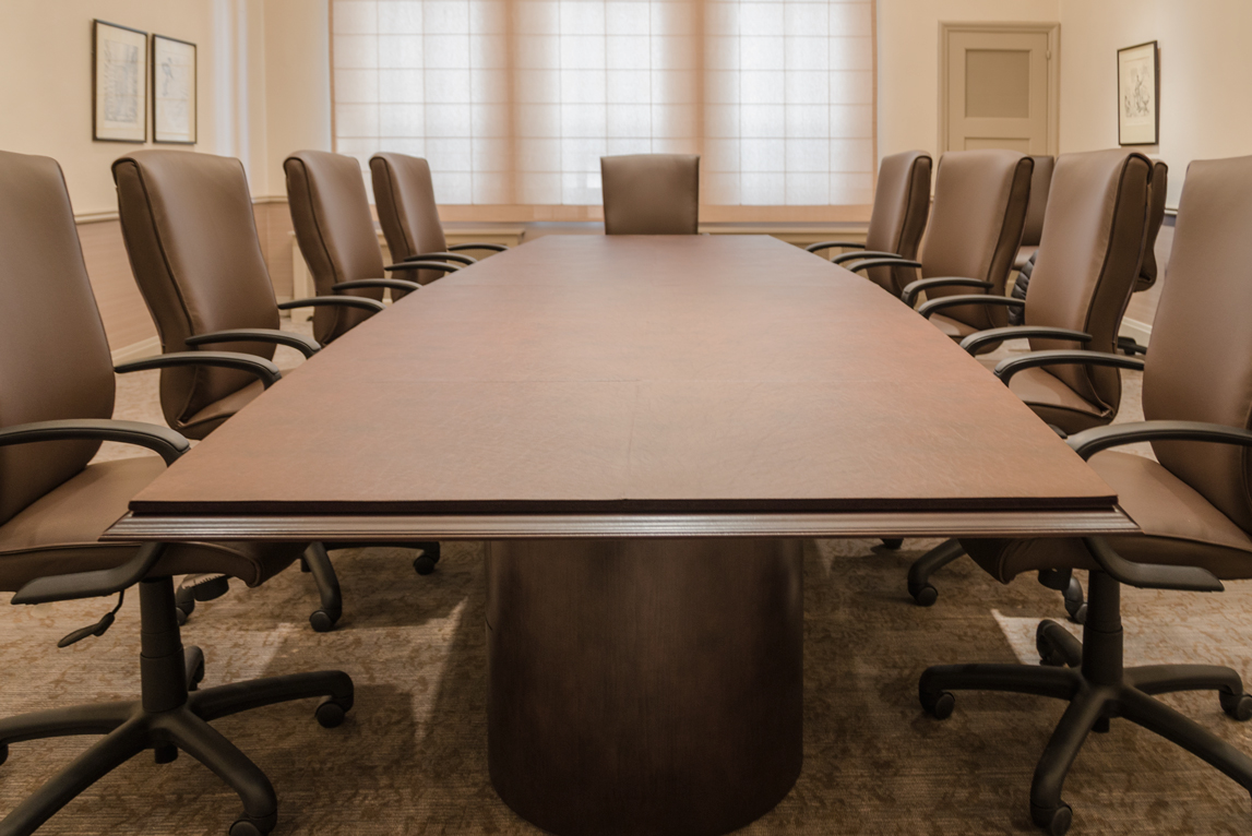 Captivating Conference Room Table Pads