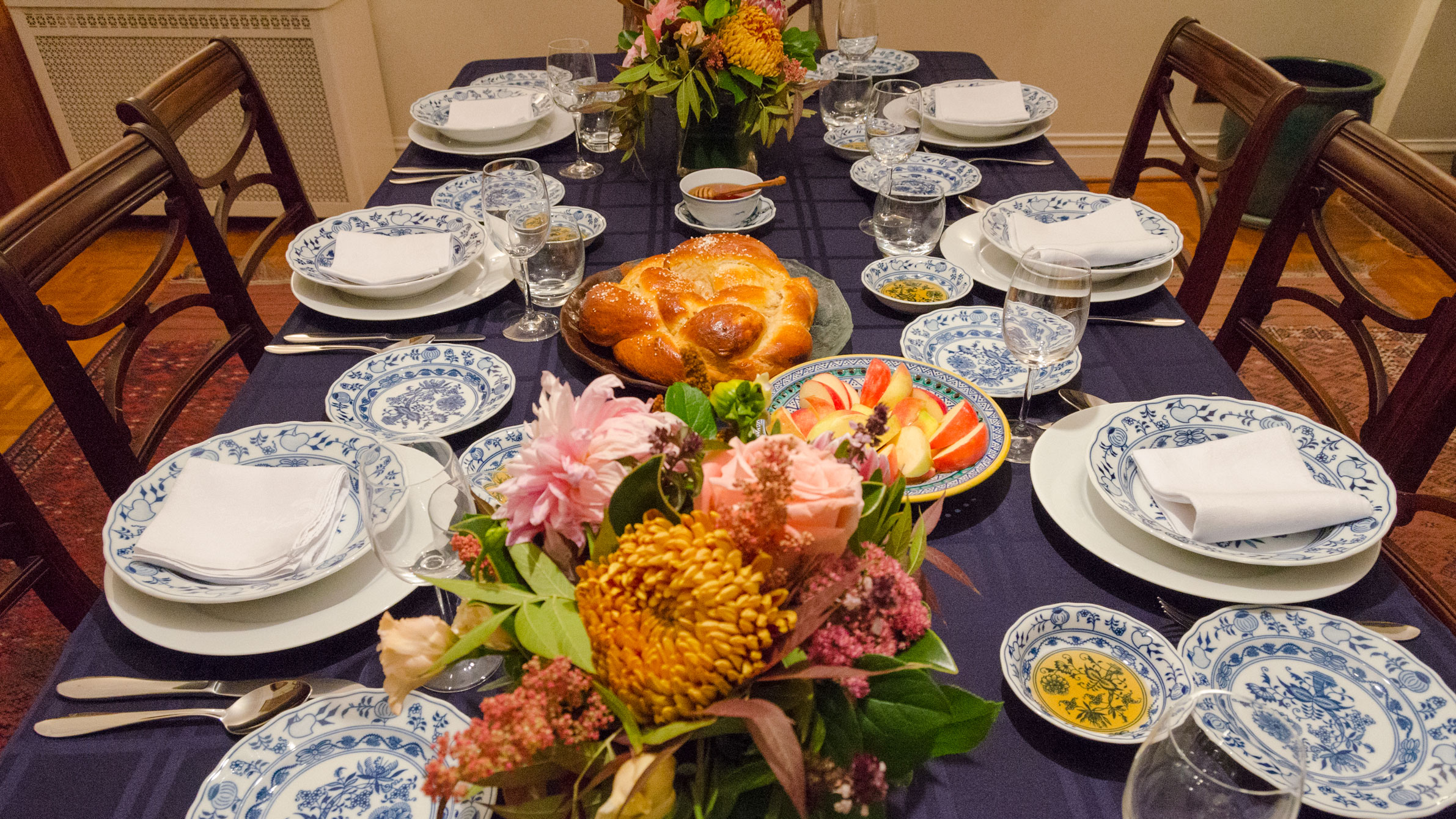 Fall Dining