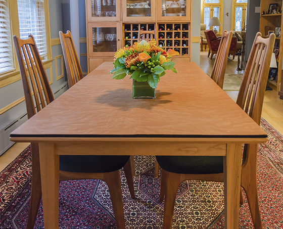 Superior News Superior Table Pads Keep Your Table Looking Like New - Rectangle table pad